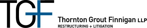 Thornton Grout Finnigan LLP (CNW Group/Arbitration Place)