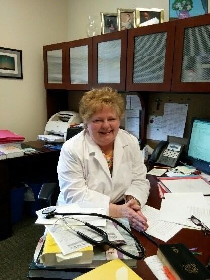 by Dr. Kathy Davis, Associate Professor of Nursing at Gordon State College, Ga.