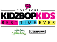 "KIDZ BOP's ""Best Time Ever"" Tour 2017"