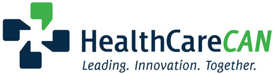 Logo HealthcareCAN (CNW Group/Mental Health Commission of Canada)