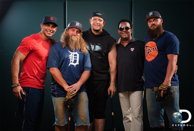DISCOVERY EN ESPAÑOL?S DIESEL BROTHERS TAKE THE MOUND FOR ALL STAR TWO-PART MLB-THEMED SPECIAL