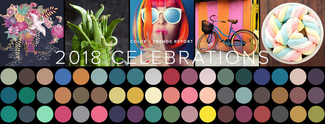 Dunn-Edwards Paints has released its 2018 Color and Design Trends Report, featuring five color palettes