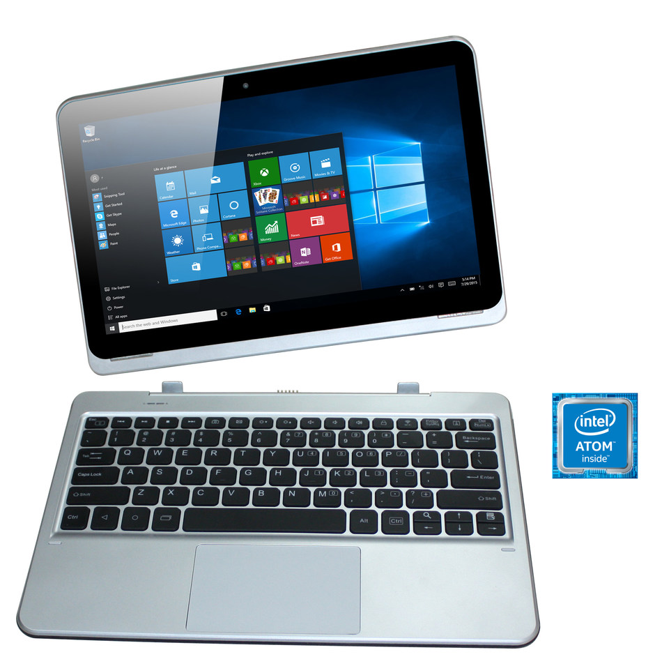 E FUN's Nextbook Flexx 11A 2-in-1 Windows tablet offers many father-friendly features. It's an ideal computing device for Dad at work, at play, or kicking back at peace with the world.