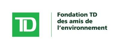 Logo : Fondation TD des amis de l'environnement (Groupe CNW/Jour de la Terre)