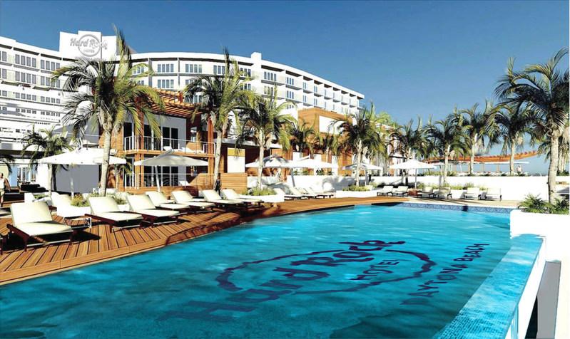 "Hard Rock International Announces 200-Room Hotel on ""The Original American Beach"""