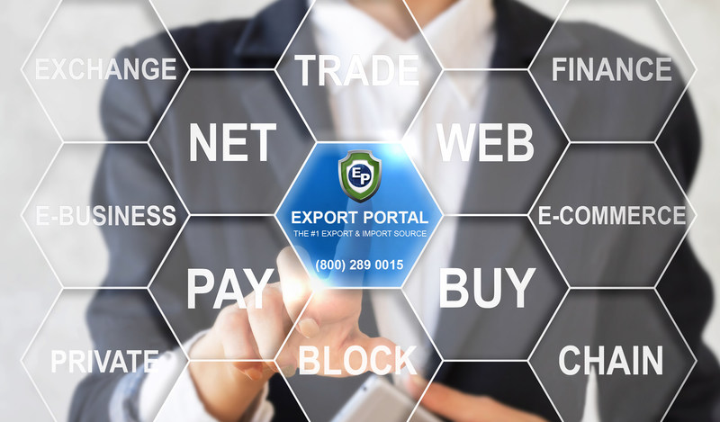 Exportportal.com urges American businesses to explore growing Chinese market with Export Portal's private blockchain technology!