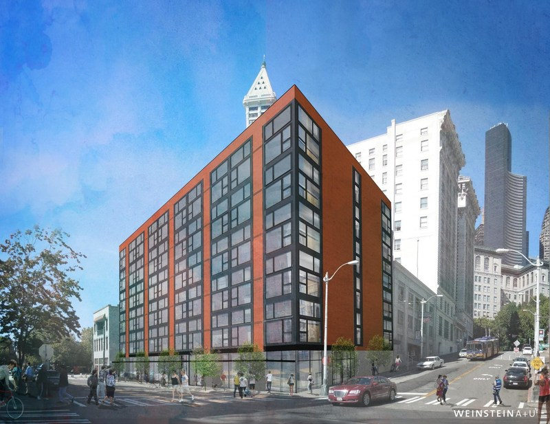 100% Workforce Housing in Seattle's High Growth and Demand Pioneer Square Neighborhood