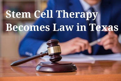 Stem Cell Therapy Becomes Law in Texas