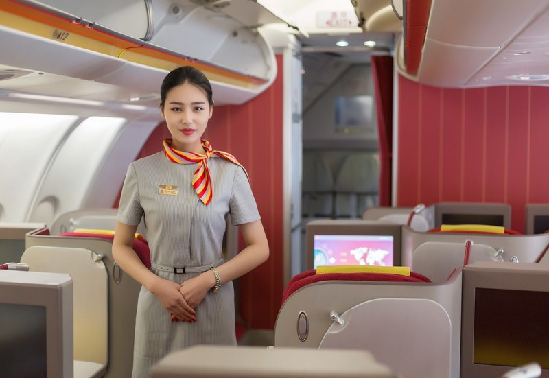 Lucky Air launched flight from Kunming to Moscow on 12th June