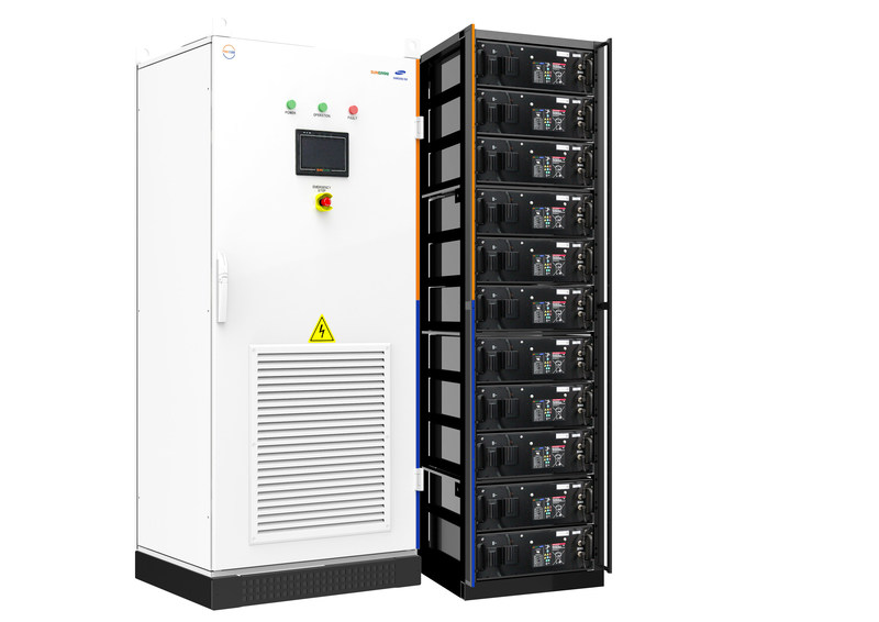 Sungrow Pv And Energy Storage Equipment Powers Five