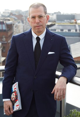 Jonathan Newhouse, Chief Executive, Condé Nast International. Image Credit: Mike Trow (PRNewsfoto/Condé Nast International)