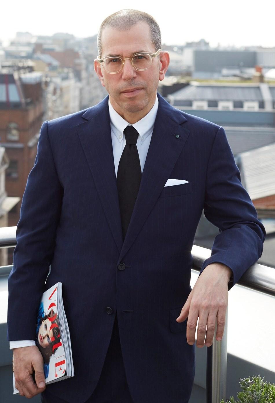 Jonathan Newhouse, Chief Executive, Condé Nast International. Image Credit: Mike Trow (PRNewsfoto/Condé Nast International)