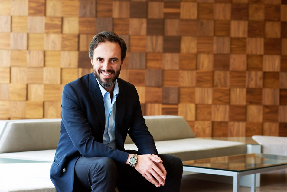 José Neves, Founder, Co-Chairman and CEO, Farfetch. Image Credit: Courtesy of Farfetch (PRNewsfoto/Farfetch)
