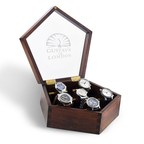 Gustav's of London Creates the Ultimate Bespoke Watch Box for Father's Day