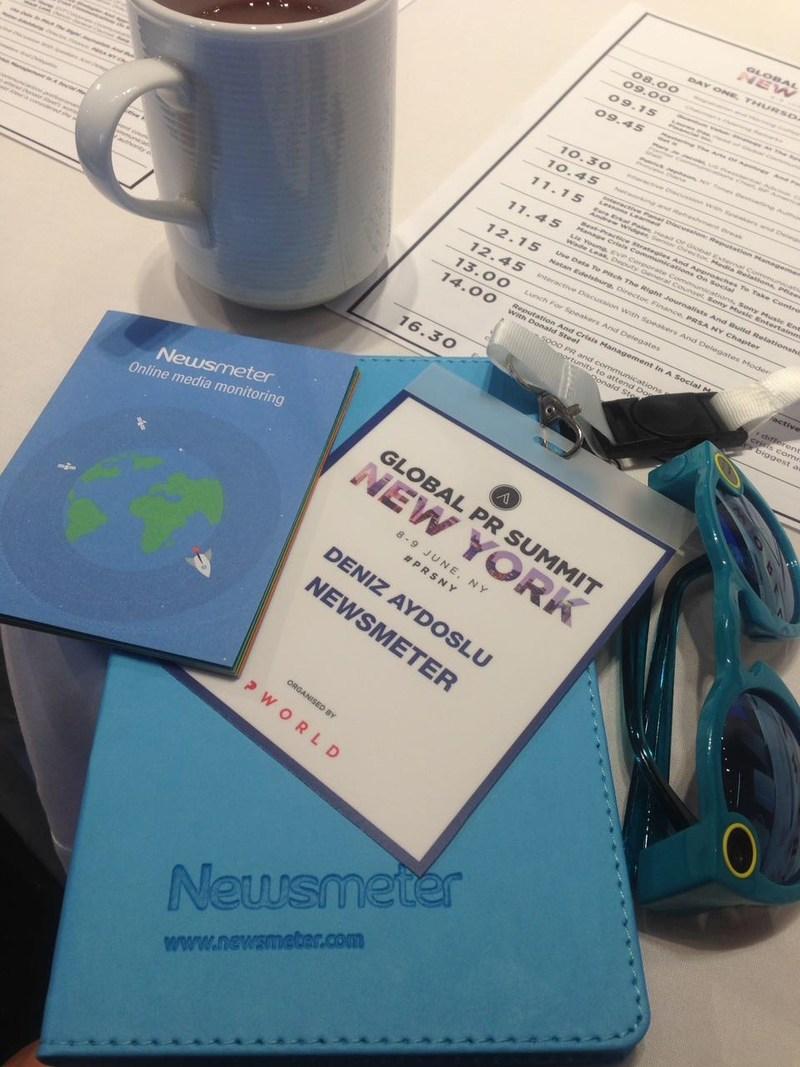 Newsmeter Blue is everywhere!