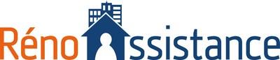 Logo : Réno-Assistance (Groupe CNW/Réno-Assistance inc.)