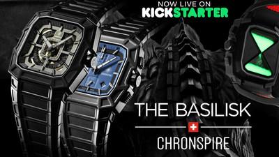 Chronspire_Basilisk_Kickstarter