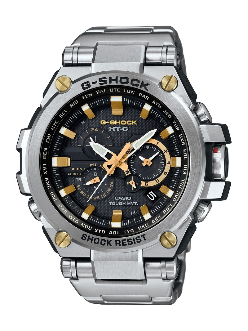 The New MTGS1000D-1A9, crafted at Casio's Yamagata Factory in Japan.