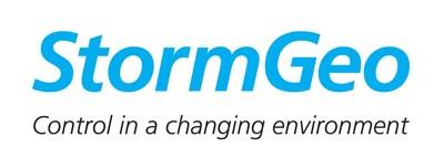 StormGeo logo (PRNewsfoto/StormGeo)
