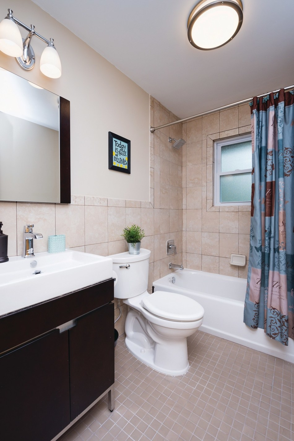 The 12 bathrooms in the Naomi's Way family shelter were recently given a makeover with product donations provided by American Standard, part of LIXIL, including new toilets, tubs, showers, faucets, sinks and vanities.