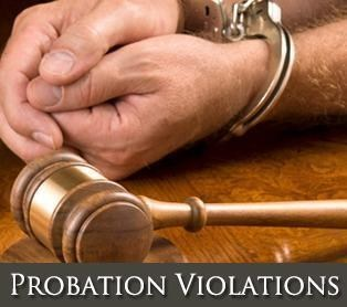 Probation violations penalties in California