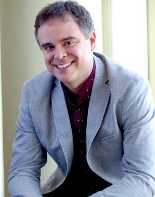Jean-François Latour, pianiste, nouvellement nommé directeur du Conservatoire de musique de Trois-Rivières (Groupe CNW/Conservatoire de musique et d'art dramatique du Québec)