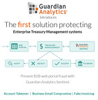 Guardian Analytics® To Feature New Enterprise B2B Portal Fraud Detection Solutions At ACFE's Global Conference