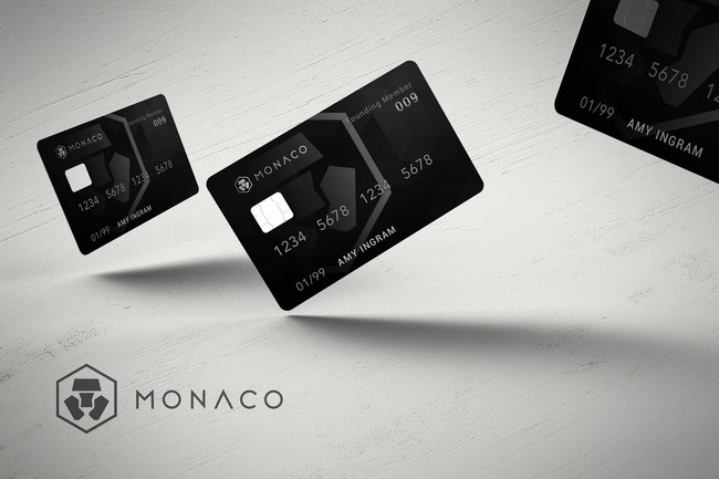 Limited Edition Monaco Black Card