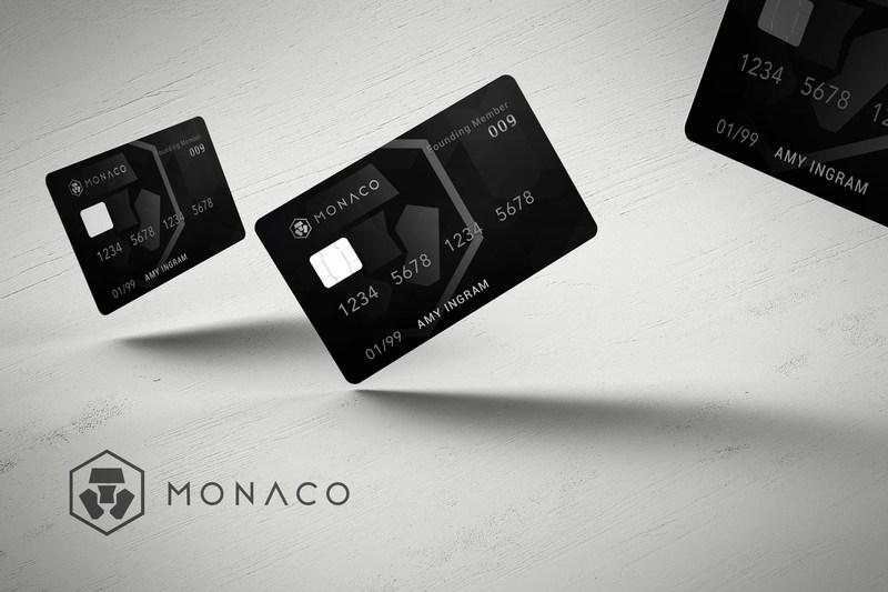 Limited Edition Monaco Black Card