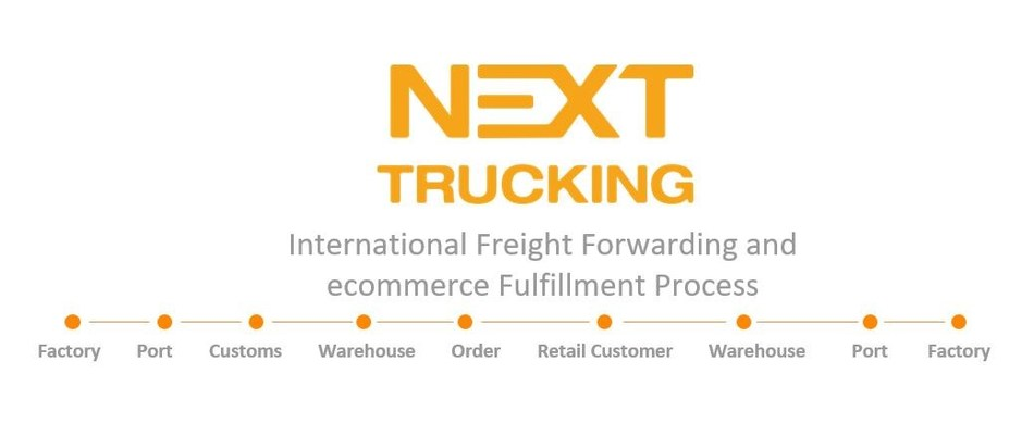 (PRNewsfoto/NEXT Trucking)
