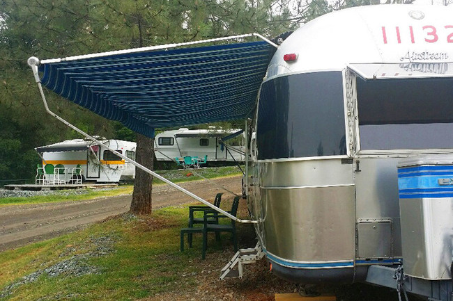 Yosemite Pines Resort Adds Classic Airstream Trailer for a