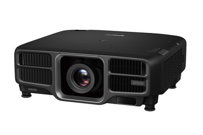 New Epson Pro L-Series large venue projectors are one of several new Epson laser display solutions introduced at InfoComm for large venue, corporate and education markets