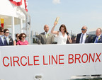 New York's Iconic Circle Line Sightseeing Cruises Receives And Operates New State-Of-The-Art Empire Class Fleet
