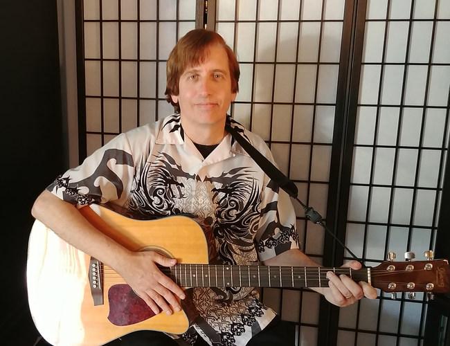 Keep Music Alive co-founder Vincent James