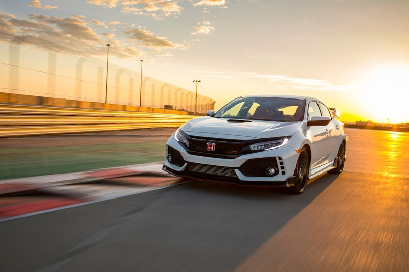The 2017 Honda Civic Type R arrives in U.S. dealerships tomorrow, marking the first time in the history of Type R for it to be available in the American market.