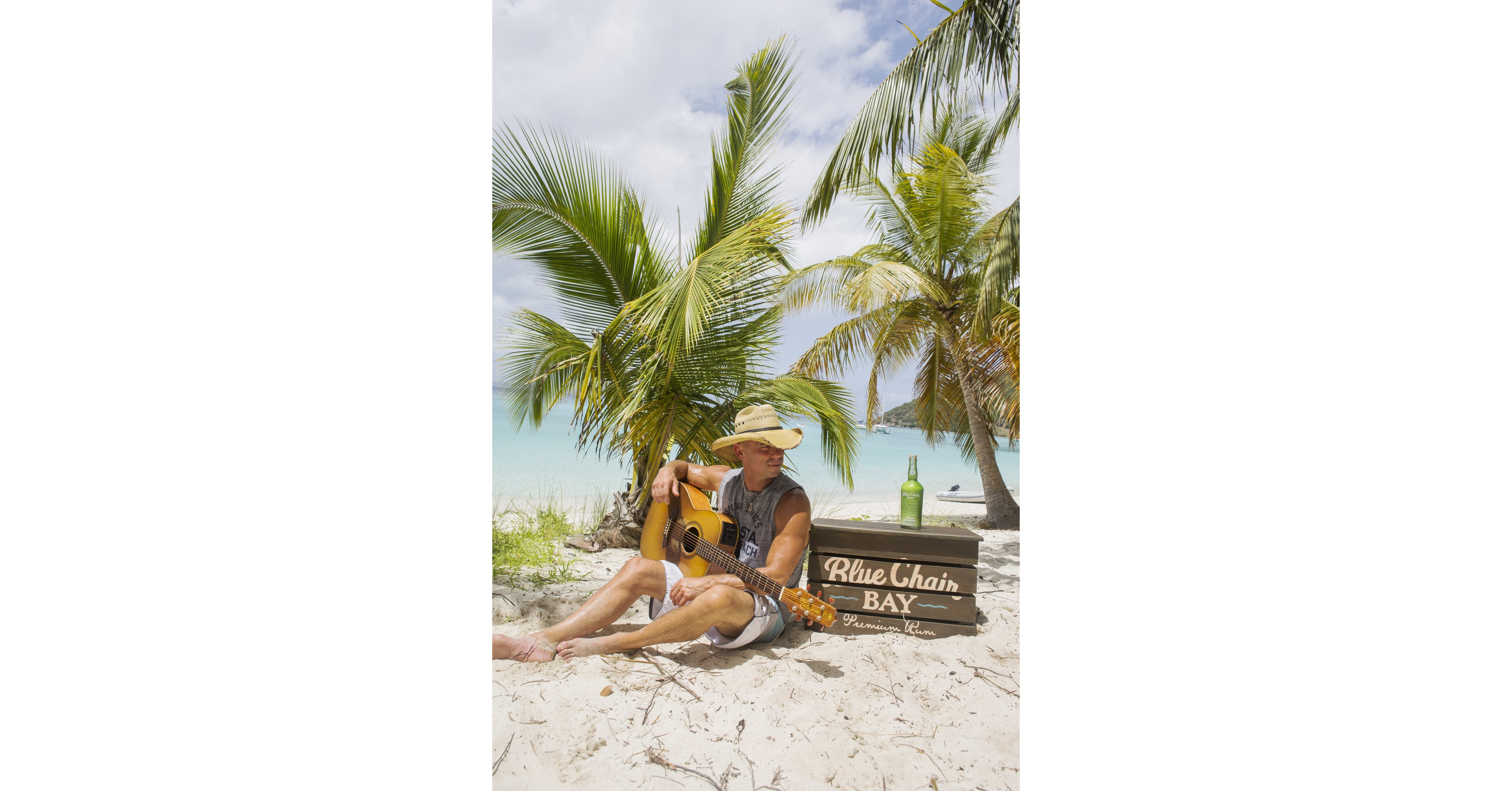 Kenny Chesney s Blue Chair Bay Premium Rum Launches Contest