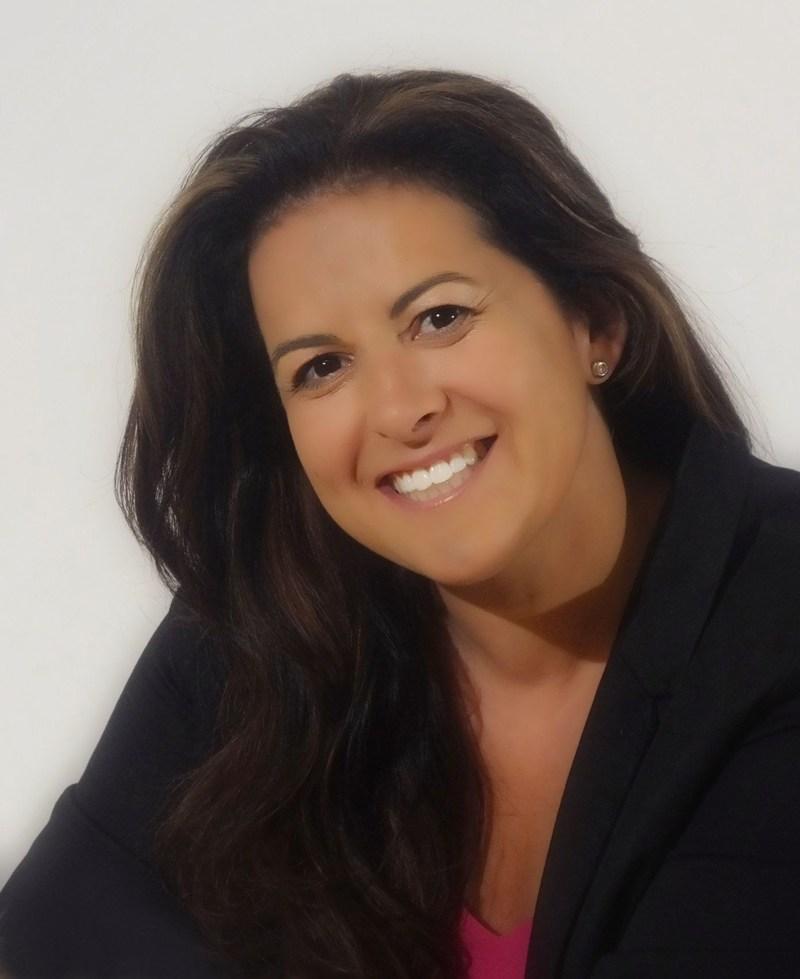 Sonia Baudelot, Chef du parti, Avenir Laval (Groupe CNW/Avenir Laval)