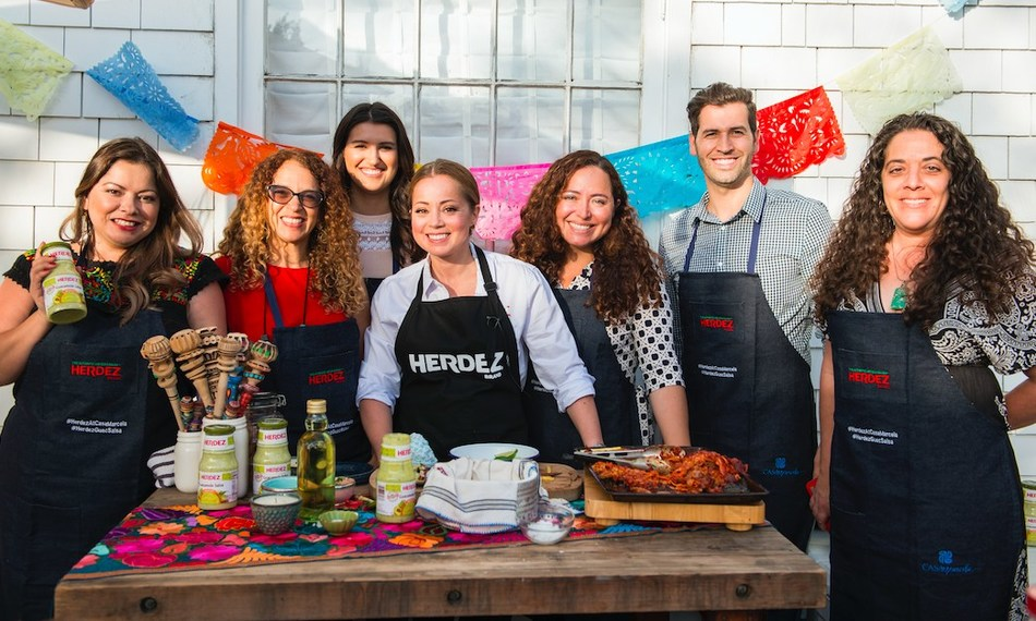Street Tacos Fiesta with the makers of the HERDEZ® Brand and Chef Marcela