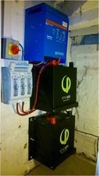 SimpliPhi Power Brings Non-Toxic, Long Lasting Energy Storage to the U.K.