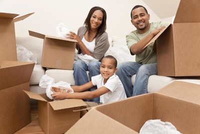 Los Angeles packing services!