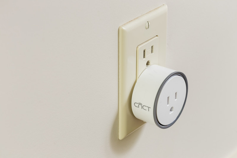 intelliPLUG is the World's Smallest and Most Affordable Smart Plug