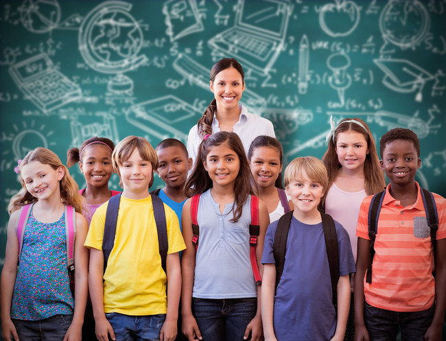 Elementary and Secondary School Teachers are often the biggest influences on young lives.
