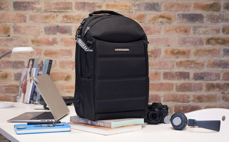 T-Track by Totto, the Smart Backpack that Tracks Valuables
