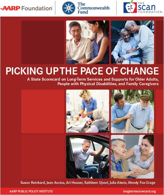 AARP's Long-Term Services and Supports Report