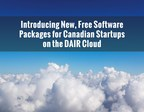 New software packages in the DAIR Cloud significantly reduce deployment time (CNW Group/CANARIE Inc.)