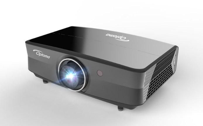 Infocomm 2017: Optoma Unveils UHZ65 Laser Phosphor, 4K UHD Projector for $4,999