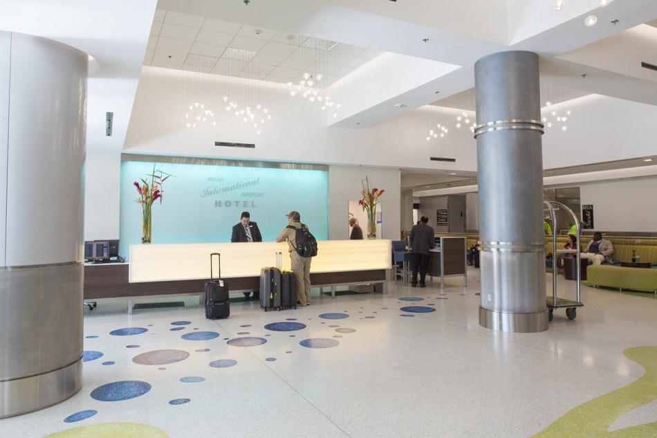 MIA Hotel Lobby