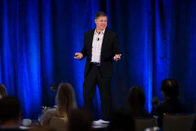 As part of the day's events, attendees heard from Rob Siegfried, CEO and founder (pictured); a panelist of eight Siegfried Professionals from across the country; and special guest speaker Verne Harnish, founder of Entrepreneurs' Organization, founder and CEO of Gazelles, international author, and columnist for Fortune magazine.