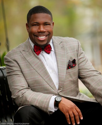 Delatorro McNeal II, 2017 Toastmasters International Convention Keynote Speaker