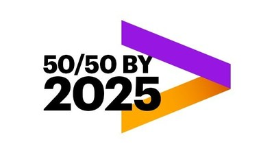 Accenture Sets Goal to Achieve Gender Balanced Workforce by 2025. (CNW Group/Accenture)